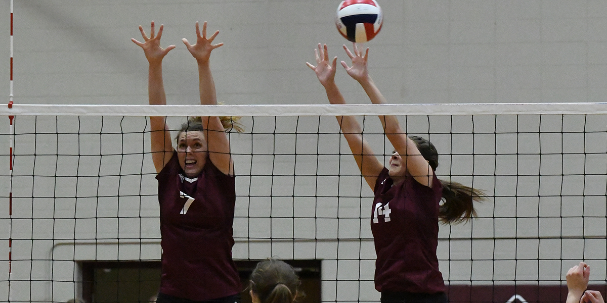 Evangel Volleyball Silences William Woods in 3-0 Sweep