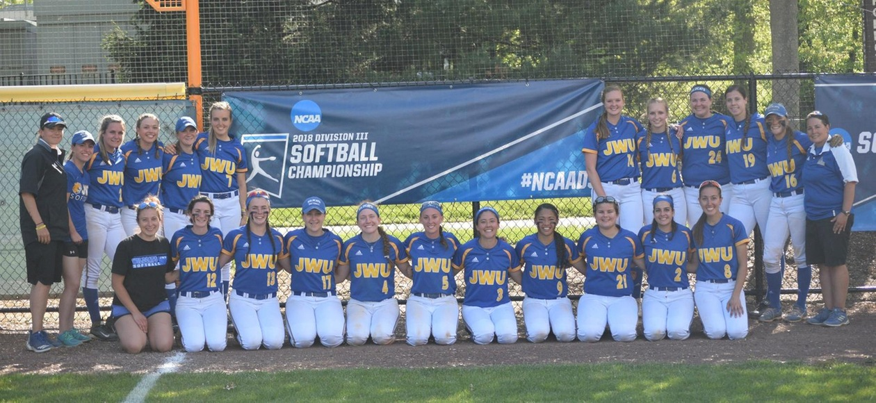 JWU Softball Eliminated from NCAA Tournament 4-0 by Moravian