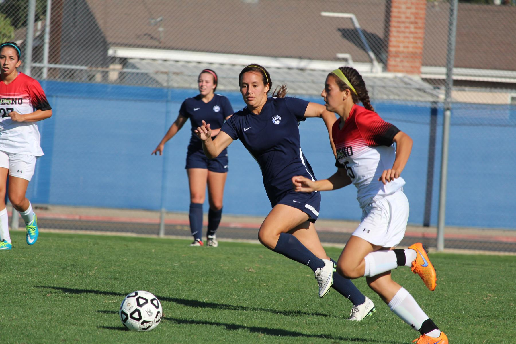 Women's Soccer Set to Begin Conference Play