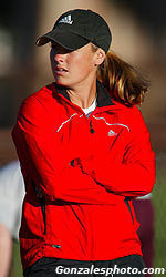 Hussey Promoted to Women's Soccer Top Assistant
