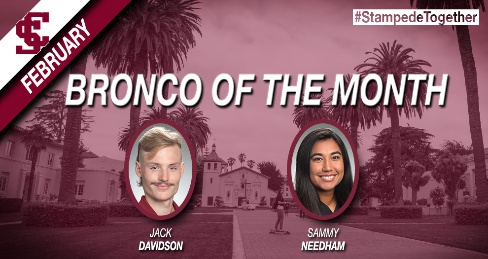 SAAC Announces Broncos of the Month for February