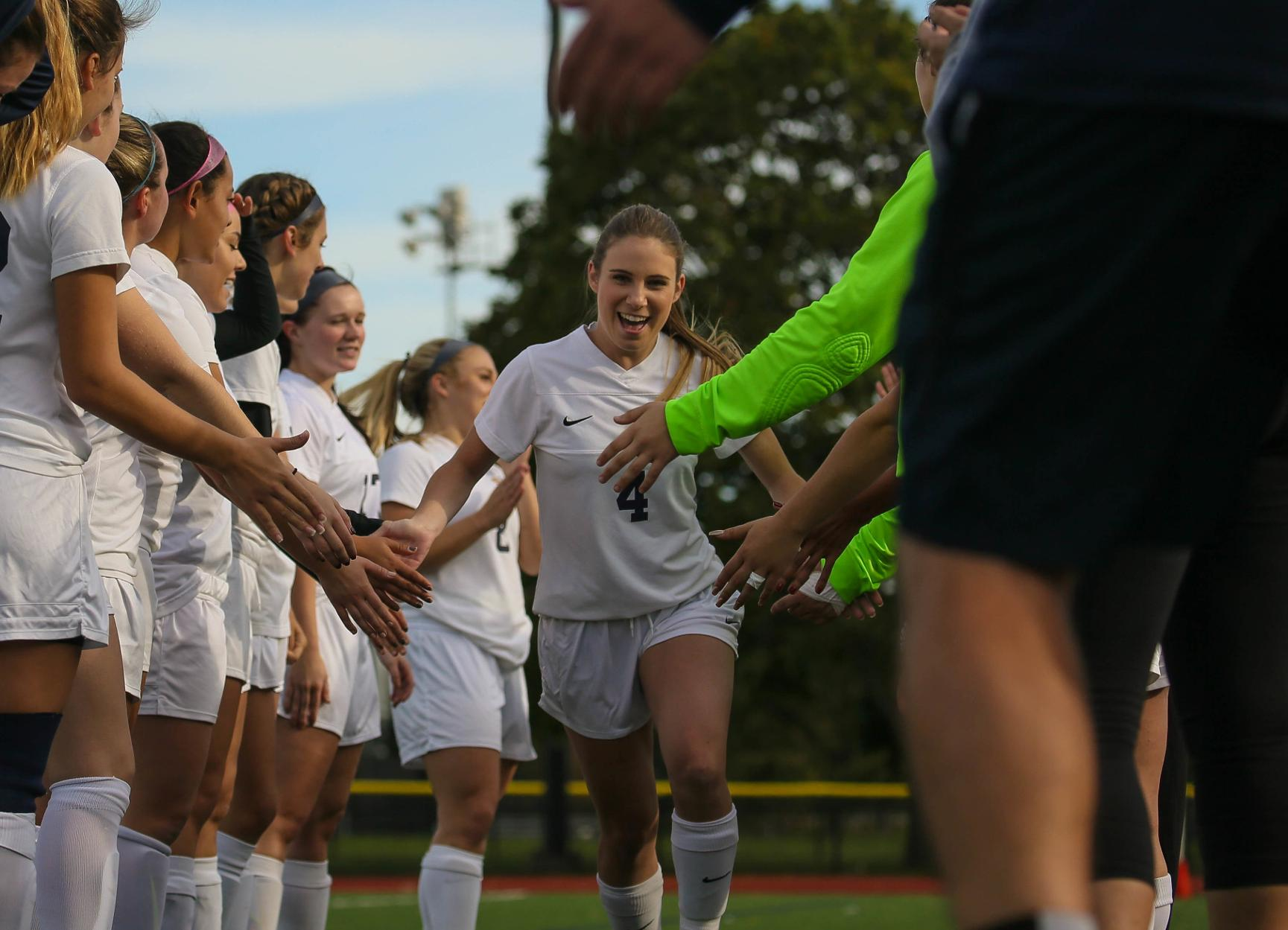 Women's Soccer Begins GNAC Crown Hunt at JWU Sunday