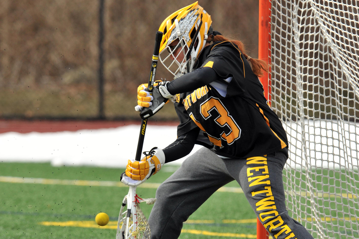 Gunning Backstops Women's Lacrosse To 11-9 Win At U.Maine-Farmington