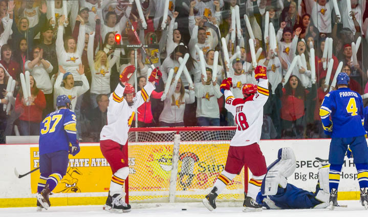 PREVIEW: #2 Bulldogs Set To Make Fifth Appearance In Mariucci Classic This Weekend