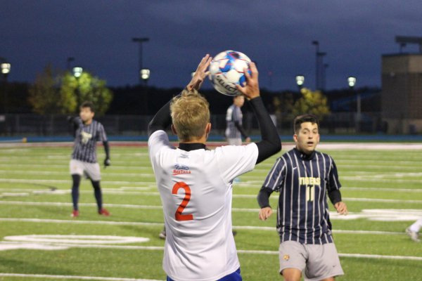 Men's Soccer Falls to Marshalltown