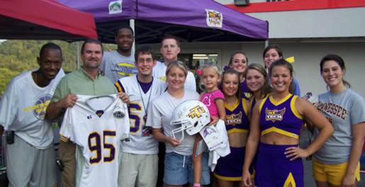 Purple Pride Caravan heads to Smithville Tuesday evening
