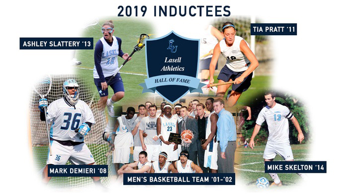 ATHLETICS: Lasell announces Hall of Fame Class of 2019
