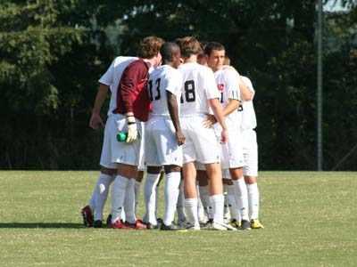 CUA men's soccer set for trip to England