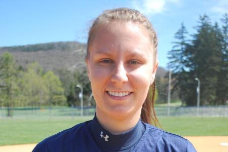 Jessica Miller named PSUAC Co-Hitter of the Week