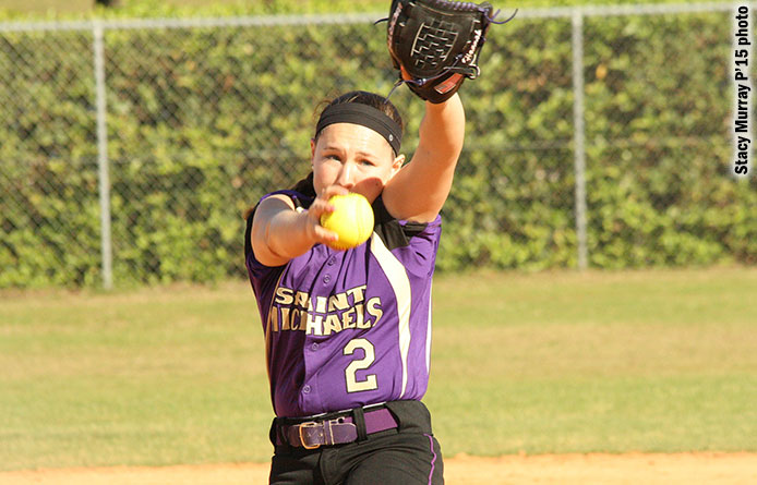Softball swept by No. 22 Wayne State during doubleheader in Florida