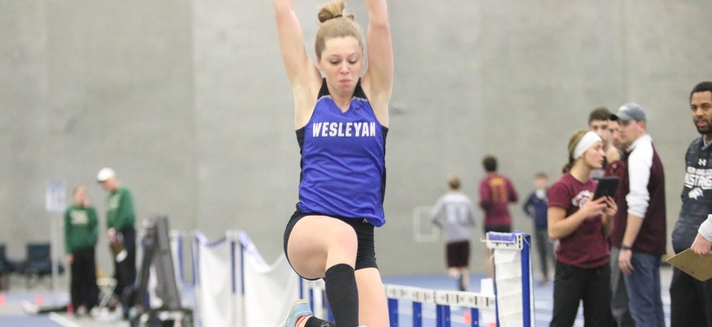 Track & Field competes at SDSU Indoor Classic