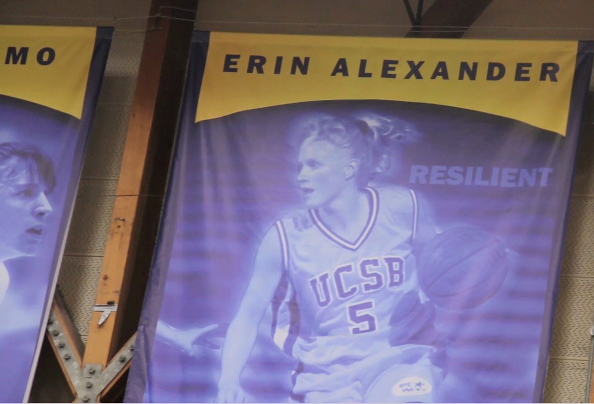 Dome, Sweet Home for ex-Gaucho Erin Alexander