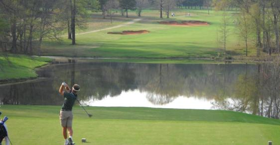GC Golf Moves up in National Rankings