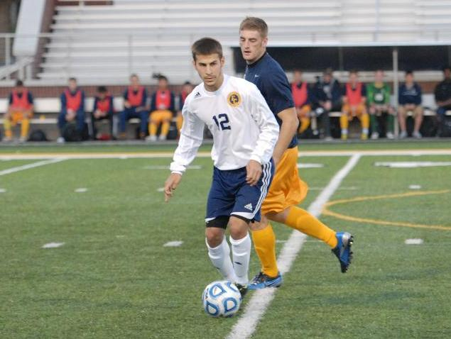 Men's Soccer Defeats MacMurray 5-1