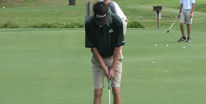 Fred Windham Leads Gators in State Championship Golf Tournament