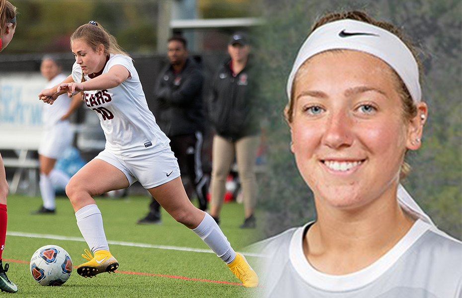Dean and Portalatin earn weekly PrestoSports Women's Soccer Awards