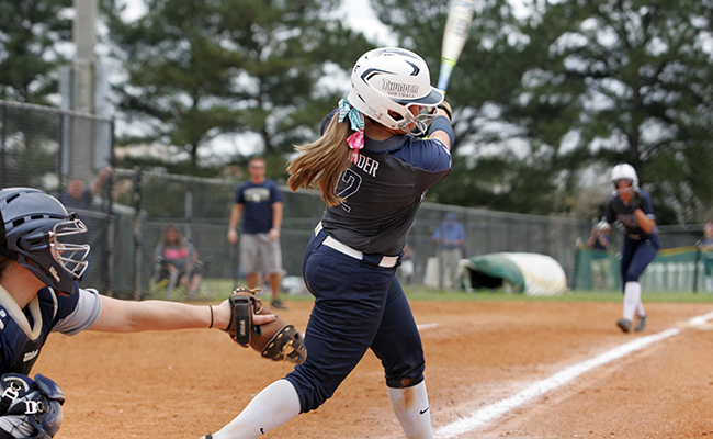 Trine Finishes Second in NFCA Division III Leadoff Classic