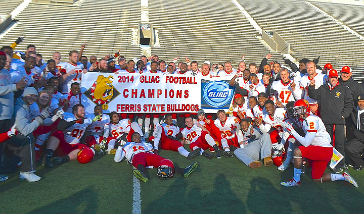 Ferris State Caps Unbeaten Regular-Season & Wins GLIAC Crown Outright With Thrilling Comeback