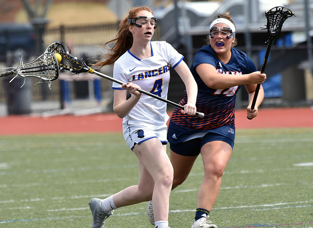 Women's Lacrosse Bested by Westfield State
