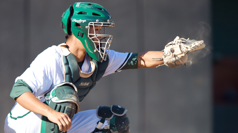 BASEBALL CLIPPED LATE AT UC SANTA BARBARA
