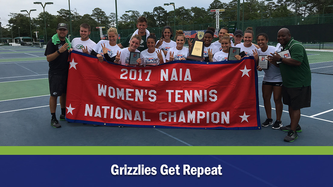 Grizzlies Earn Repeat