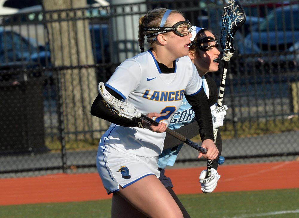 Women's Lacrosse Opens 2018 Season with 14-4 Loss to Roger Williams