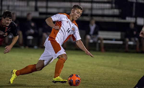 Fidler goal leads Tusculum to 1-0 win at Barton