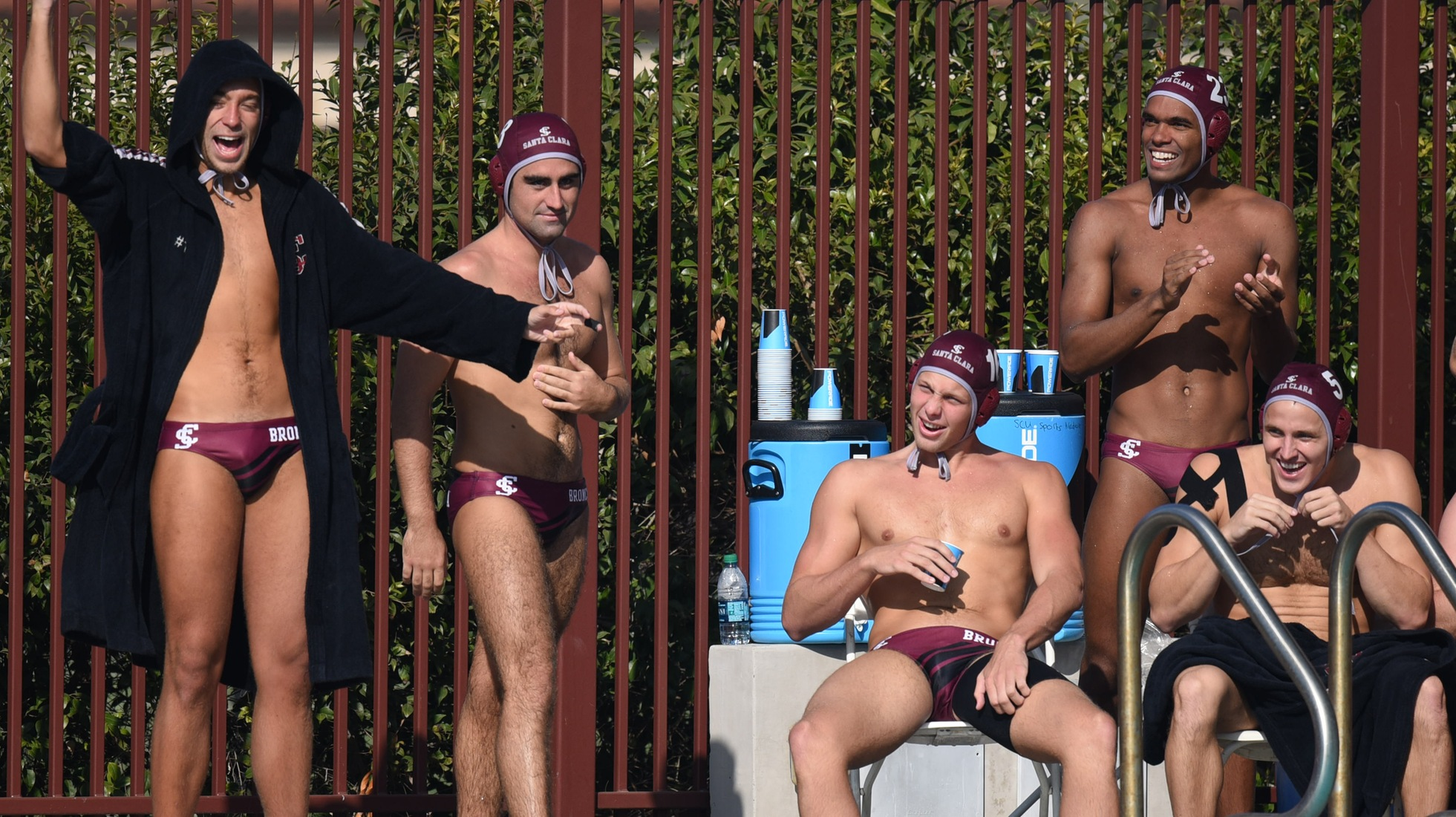 Men's Water Polo Eases Past Fresno Pacific