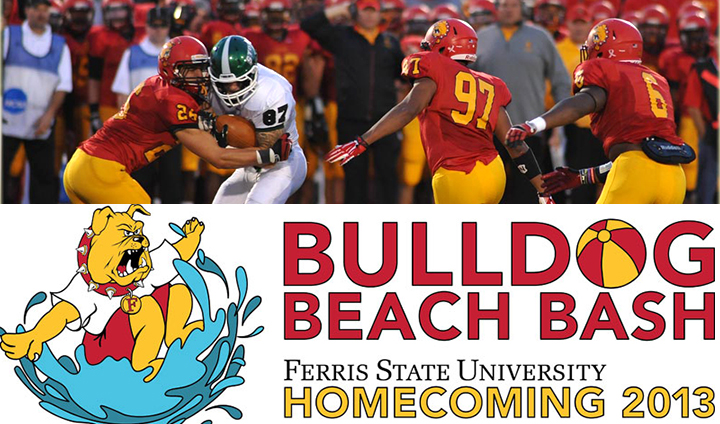 Tickets For Saturday's Homecoming Showdown Currently On Sale!