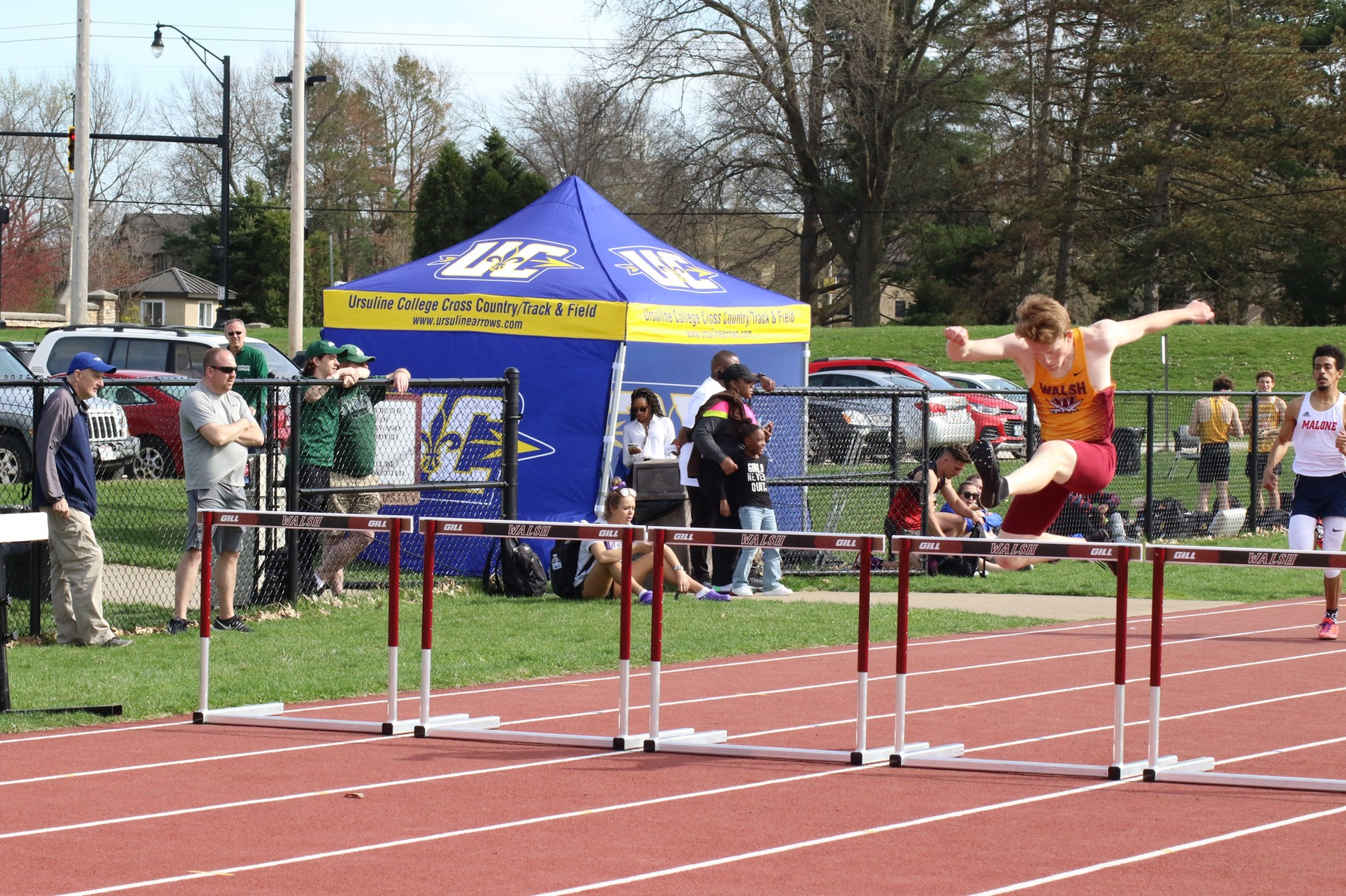 Conrad and Knoch Win Titles at Walsh Invite