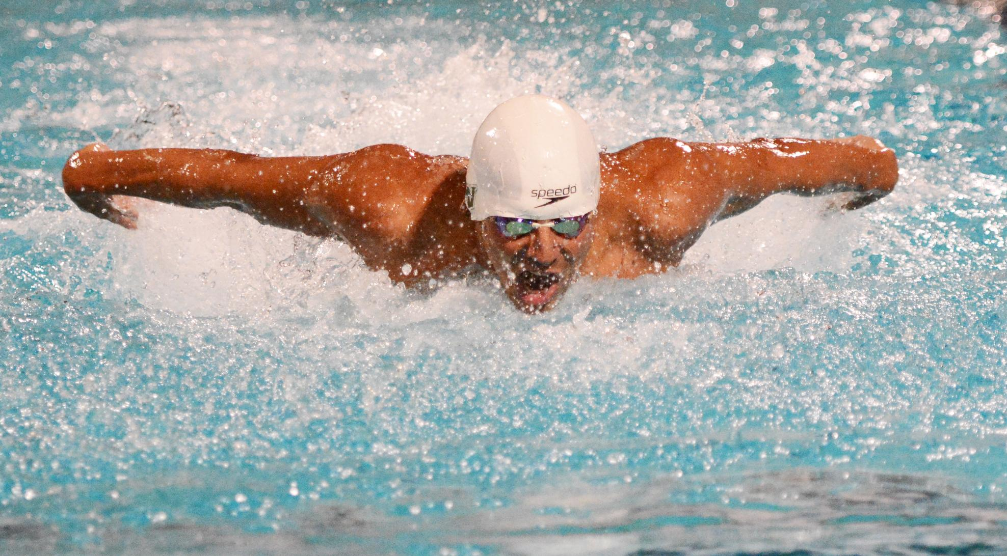 Carpenter, Cha, Polman break records on Day 3