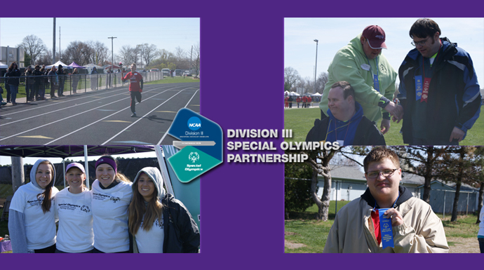 Iowa Wesleyan Hotsts Special Olympics Spring Games
