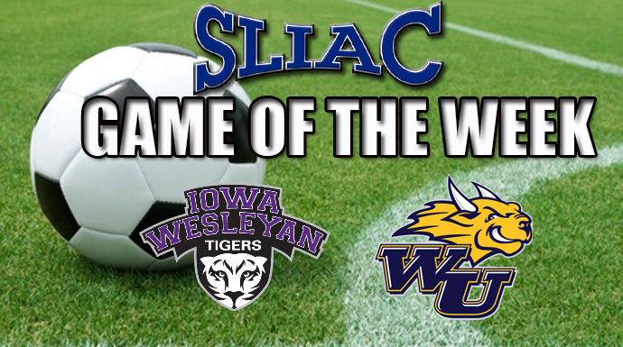 SLIAC Game of the Week: Iowa Wesleyan at Webster