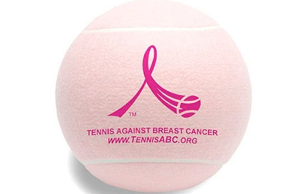 Tennis Match To Support Breast Cancer Awareness