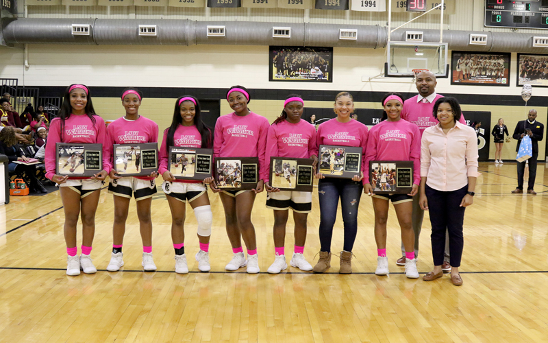 Lady Warriors Get 76-59 Sophomore Night Win Over Hinds