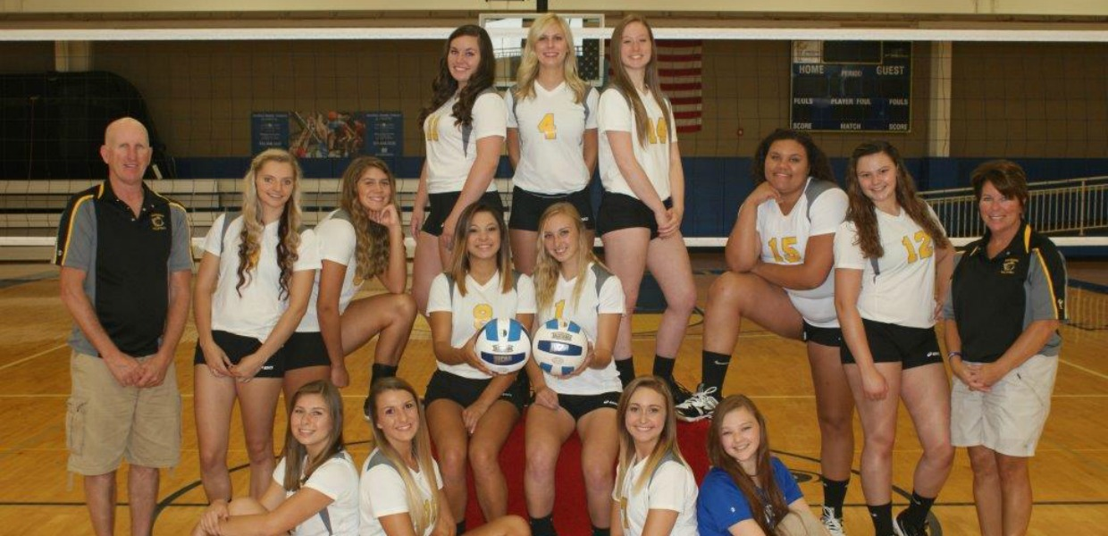 Photo for Ancilla Volleyball Finishes Record Breaking Season