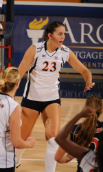 Titans End Road Winless Streak with Sweep of Cal Poly