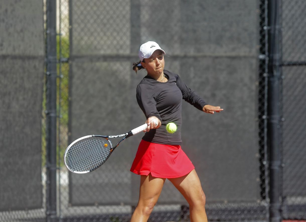 Women's Tennis Falls to Pepperdine In the Semifinals of the WCC Championships