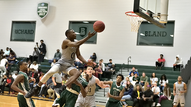 Statesmen Downed By Louisburg, 91-80