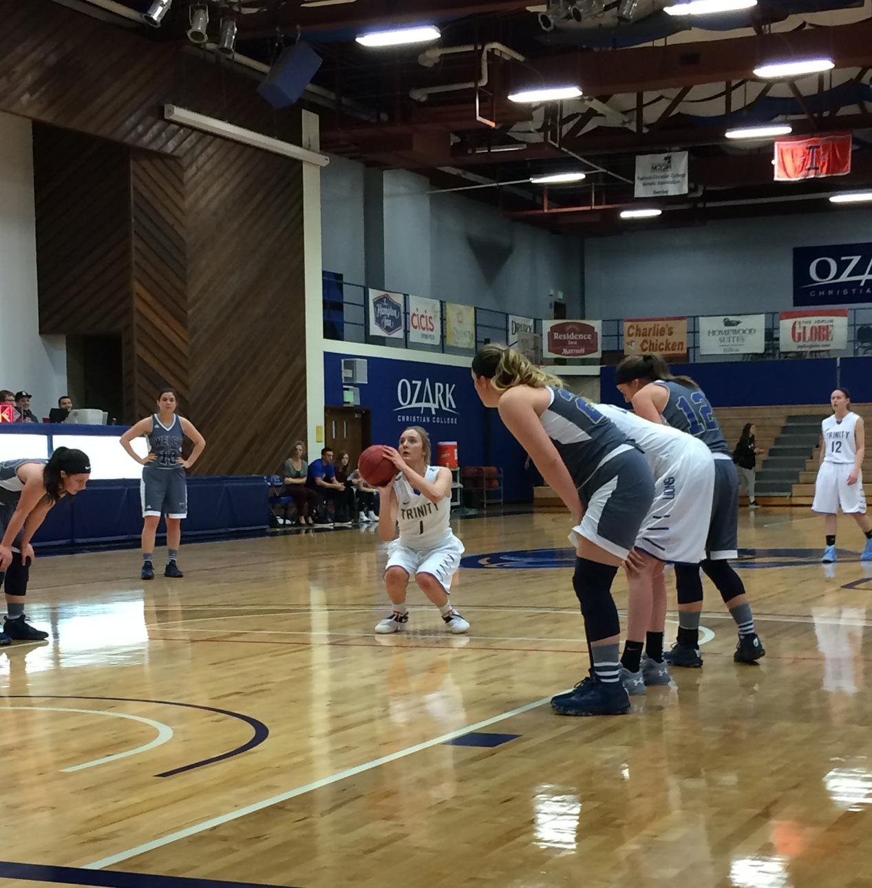 Lions WBB Beats Kansas Christian College in ACCA National Tournament