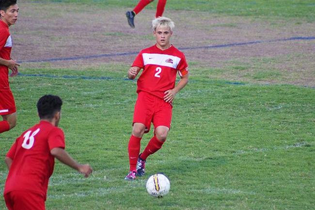 Men's Soccer Fall at Pima, 3-1; Still Holding Sixth Spot in Playoff Picture