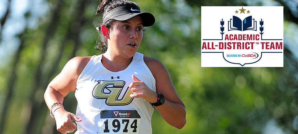 Gallaudet's Kristi Luna earns CoSIDA Academic All-District Women's Track/Cross Country honors