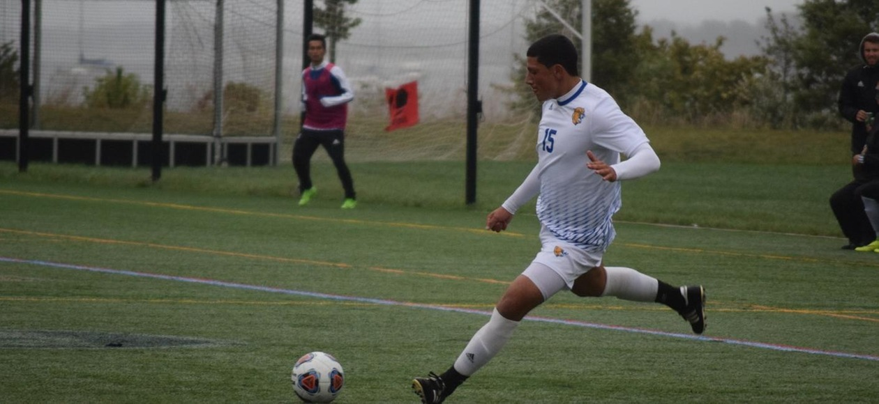 Four Wildcats Score in 4-0 Win at Albertus Magnus