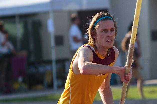 Field and distance events have Stags and Athenas out in front after Day 1 of SCIACs
