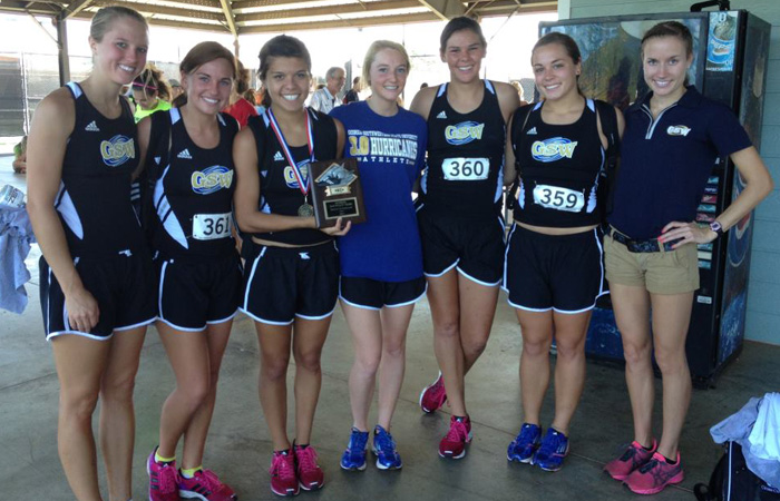 Lady Canes Open Season With 3rd Place Finish