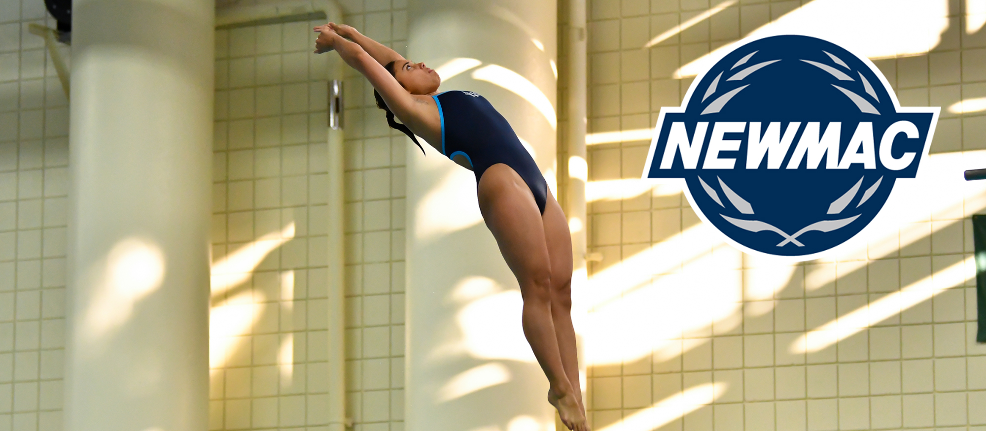 Nemivant Claims NEWMAC Women's Diver of the Week Honors For Third Time This Season