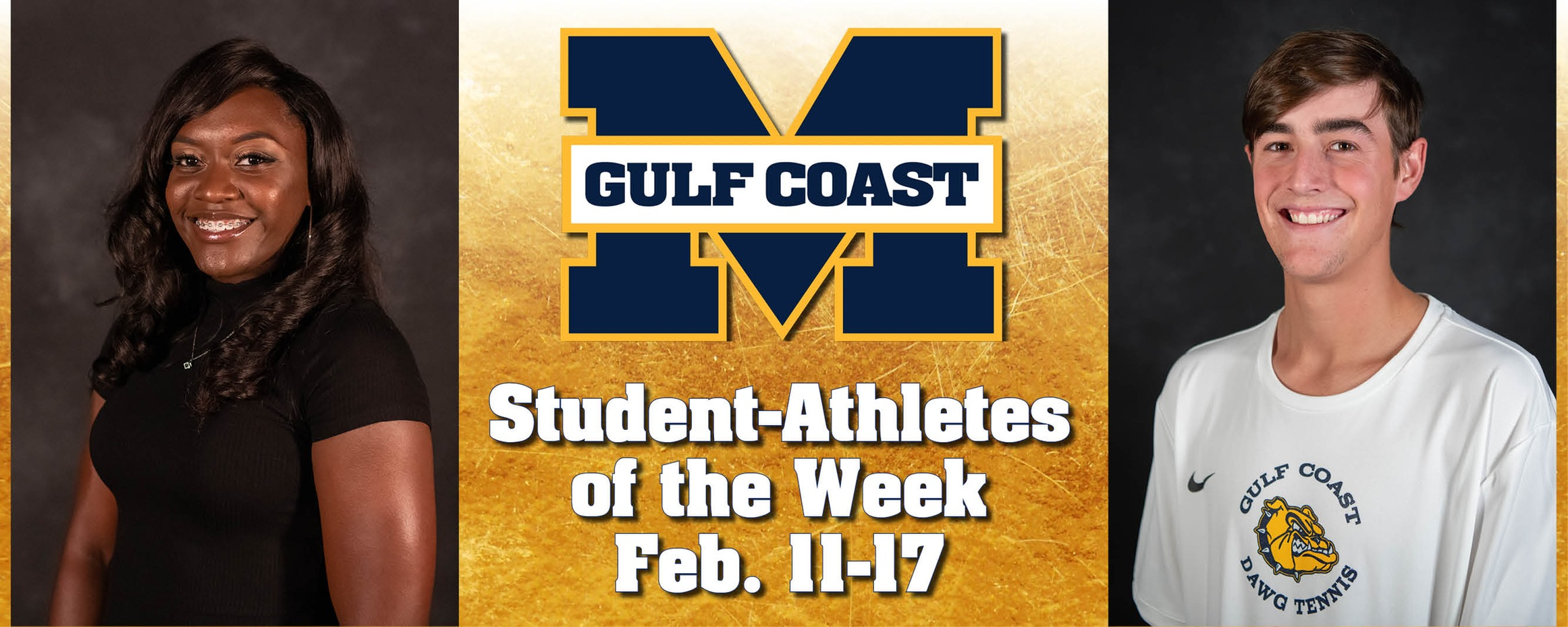 Sutton, Vos named MGCCC Student-Athletes of the Week