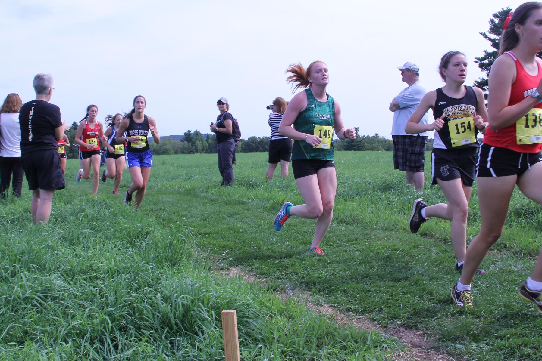 Fitchburg State Excels At Saints Invite
