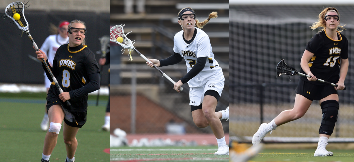 Trio Named to #AEWALX All-Conference Teams