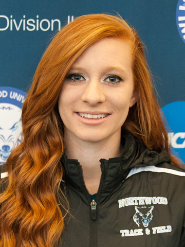 Kara Young, Women's Track & Field - Junior